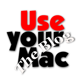 use your mac - the blog